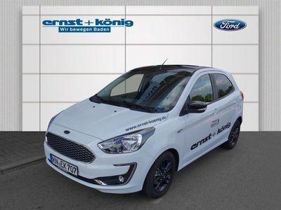 gebraucht Ford Ka Plus 1.2 S&S White