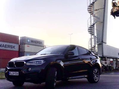 gebraucht BMW X6 M XDRIVE Vollaustsattung (nahezu)