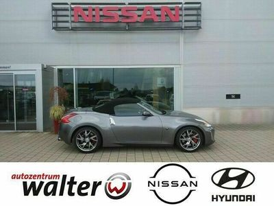 gebraucht Nissan 370Z Roadster, 3,7L, Navi, Sitzheizung, Invidia