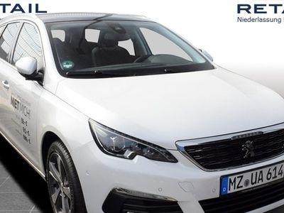 gebraucht Peugeot 308 SW PureTech 130 Allure*LED*SZH*PAN*KAMERA*NAV*