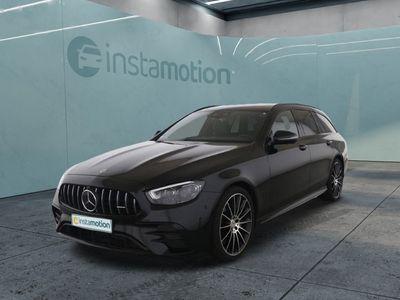 gebraucht Mercedes E53 AMG E 53 AMG 4Matic+ T-Modell Night MBUX SHD StandhzgAMG 4Matic+ T-Modell Night MBUX SHD Standhzg