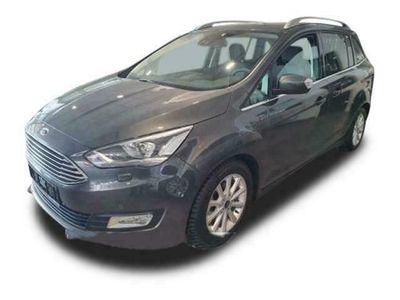 gebraucht Ford Grand C-Max Titanium 1.5 EB |*ParkAssist*Sitzheiz*Xenon*|