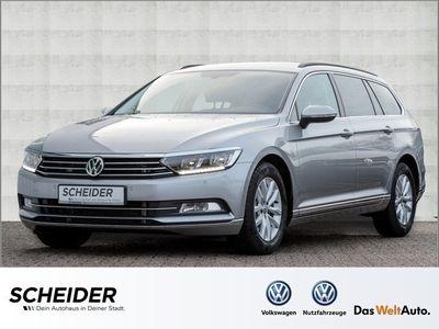 gebraucht VW Passat Variant 2.0 TDI DSG Comfortline LED Navi