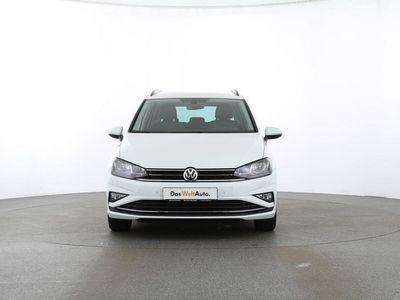 gebraucht VW Golf Sportsvan JOIN 1.0 TSI BMT | ACC NAVI schwarz