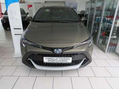 gebraucht Toyota Corolla Hybrid Trek Touring Sports (E21)