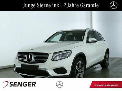 gebraucht Mercedes GLC250 4M +Exclusive-Ex.+Led+Park-Paket+RFK+ Fahrzeuge kaufen und verkaufen