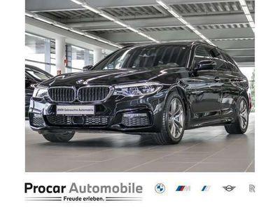 gebraucht BMW 530 d xDrive M Sportpaket Head-Up LED DA+ Pano