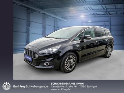 gebraucht Ford S-MAX 2.0 EcoBlue Aut. Titanium ACC Navi LED