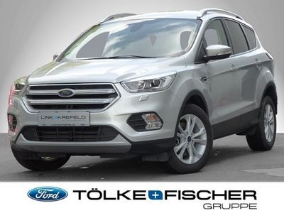 gebraucht Ford Kuga 2.0 TDCi 110KW TITANIUM SHZ NAVI BT PDC