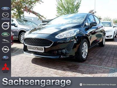 gebraucht Ford Fiesta 1.1 TREND Klimaanl. Sitzhzg. v. beh. Fronts