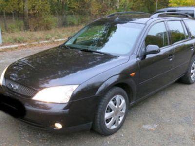 second-hand Ford Mondeo Ghia 2,0*Tüv neu*SH*AHK*CD
