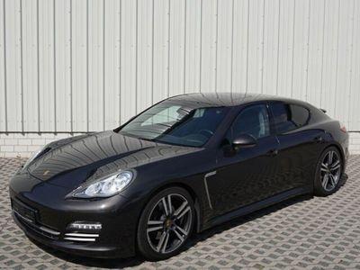 used Porsche Panamera Diesel Platinum Edition Leder Xenon PSM