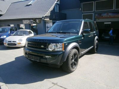 gebraucht Land Rover Discovery TD V6 S