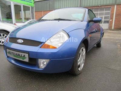 gebraucht Ford StreetKa Elegance Roadster *112345KM / KLIMA*