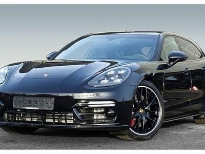 gebraucht Porsche Panamera GTS Sport Turismo Sportabgasanlage LED