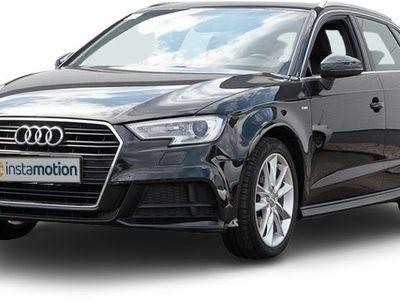 gebraucht Audi A3 Sportback A3 1.5 TFSI S LINE NAVI LEDER PDC