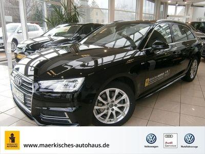 gebraucht Audi A4 Avant sport 1.4 TFSI S line S tronic *NAVI*PDC*GRA*