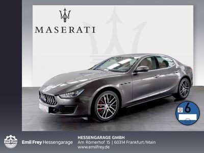 gebraucht Maserati Ghibli Aut Totwinkel Softclose DAB 19'' Kamera