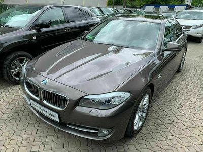 gebraucht BMW 535 i xDrive.Auto.DVD im Fond.Head-Up Display