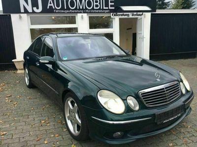 gebraucht Mercedes E420 E-Klasse Lim.CDI V8 AMG OPTIK TÜV/10/2020