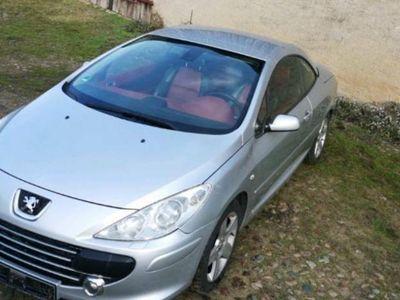 gebraucht Peugeot 307 CC HDi FAP 135 Sport