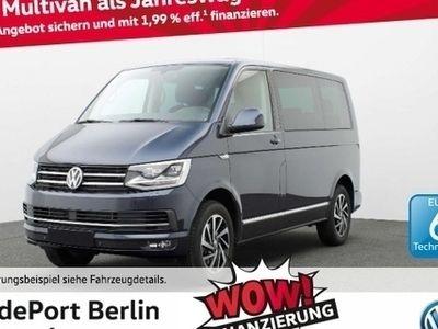 gebraucht VW Multivan T6Comfortline kurzer Radstand