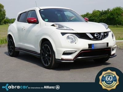 used Nissan Juke Nismo RS 1.6*Sportsi.*LED*Xen*Temp.*