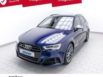 gebraucht Audi S3 Sportback quattro Leder LED Navi Allrad LED-hinten Multif.Lenkrad