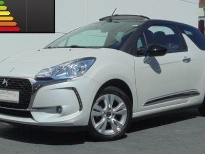 gebraucht Citroën DS3 Cabriolet SoChic 1.6 BlueHDi 100 FAP