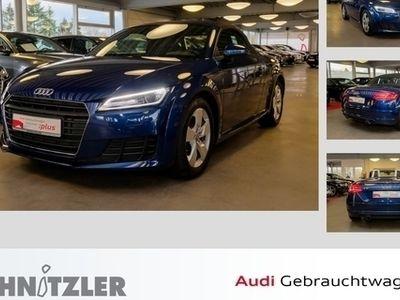 gebraucht Audi TT Roadster 1.8 TFSI 132 kW (180 PS) 6-Gang