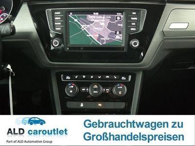 gebraucht VW Touran 1.6 TDI BlueMotion bei Gebrachtwagen.expert
