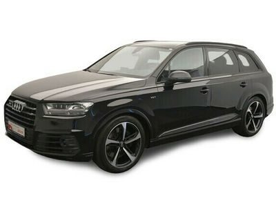 gebraucht Audi SQ7 4.0 TDI Quattro Tiptronic ACC/Head-up/LED