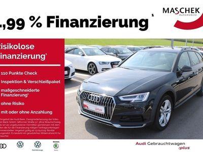 gebraucht Audi A4 Allroad quattro 2.0 TDI AHK PDCplus LED Navip M