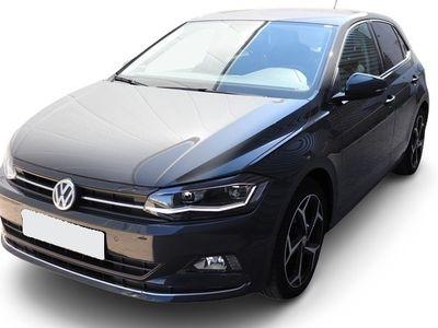 gebraucht VW Polo PoloVI 1.0 TSI Highline ACCLEDLM17 Sportpaket