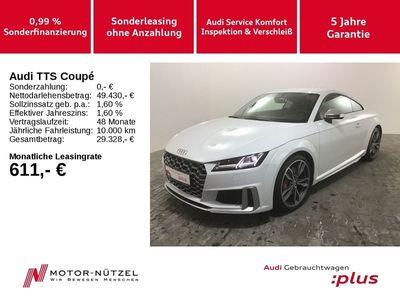 gebraucht Audi TTS Coupé 5J.GAR+LED+NAVI+B&O+DAB+GRA+SHZ+19Z+VC
