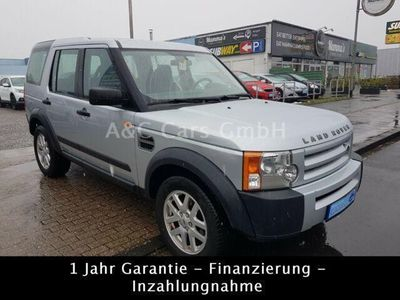gebraucht Land Rover Discovery 2.7 TDV6 S/Tempomat/