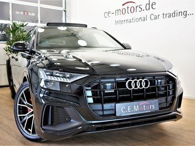 gebraucht Audi Q8 50 3.0TDI S-Line PANO*Matrix*ACC*LUFT*S-Sitze