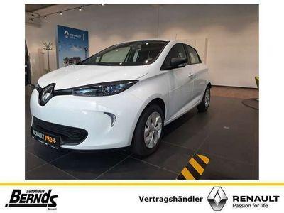 gebraucht Renault Zoe ZOE TransporterCargo (mit MIETBATTERIE) NAVI + EA