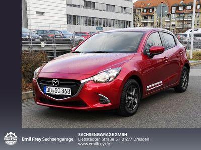 gebraucht Mazda 2 115 PS Sports-Line inkl. Winterräder