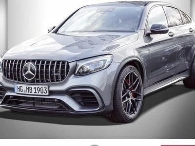 used Mercedes GLC63 AMG Mercedes-AMGS 4MATIC Coupé Edition 1