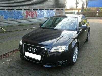 gebraucht Audi A3 Sportback 1.4 TFSI Ambiente Xenon Navi als Kombi in Berlin
