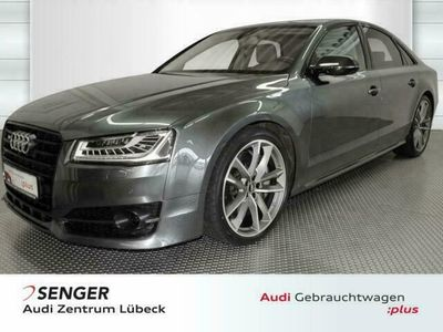 gebraucht Audi S8 plus 4.0 TFSI quattro Matrix Standh. Bose