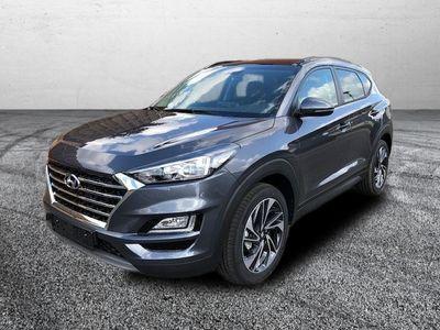 "gebraucht Hyundai Tucson 1.6 CRDi Navi Klimaauto 17"""" PDC SHZ"