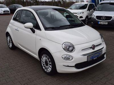 gebraucht Fiat 500 1.2 8V Lounge / KLIMA / PANO / Bluetooth