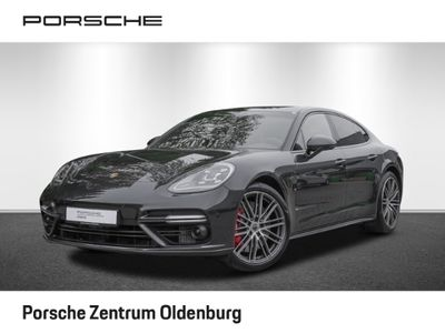 used Porsche Panamera Turbo DAB, Panorama, Soft-Close, Sportauspuff