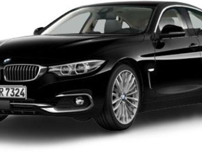 gebraucht BMW 430 Gran Coupé 430 Gran Coupé d Luxury Line EURO 6 Aut LED HUD Navi Leder Klima
