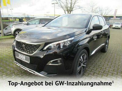 gebraucht Peugeot 3008 GT-LINE PURETECH 180 EAT8, FOCAL, ACC, NAVI,