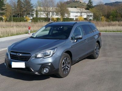 gebraucht Subaru Outback 2.5i Lineartronic Active