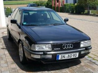 gebraucht Audi 90 Quattro mit Klima, Standheizung