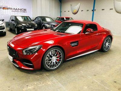 gebraucht Mercedes AMG GT C Roadster 1600km Werksgarantie